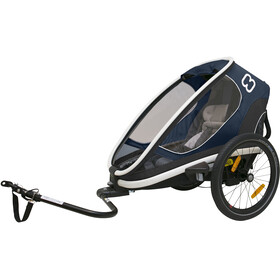 Hamax Outback One Bike Trailer navy